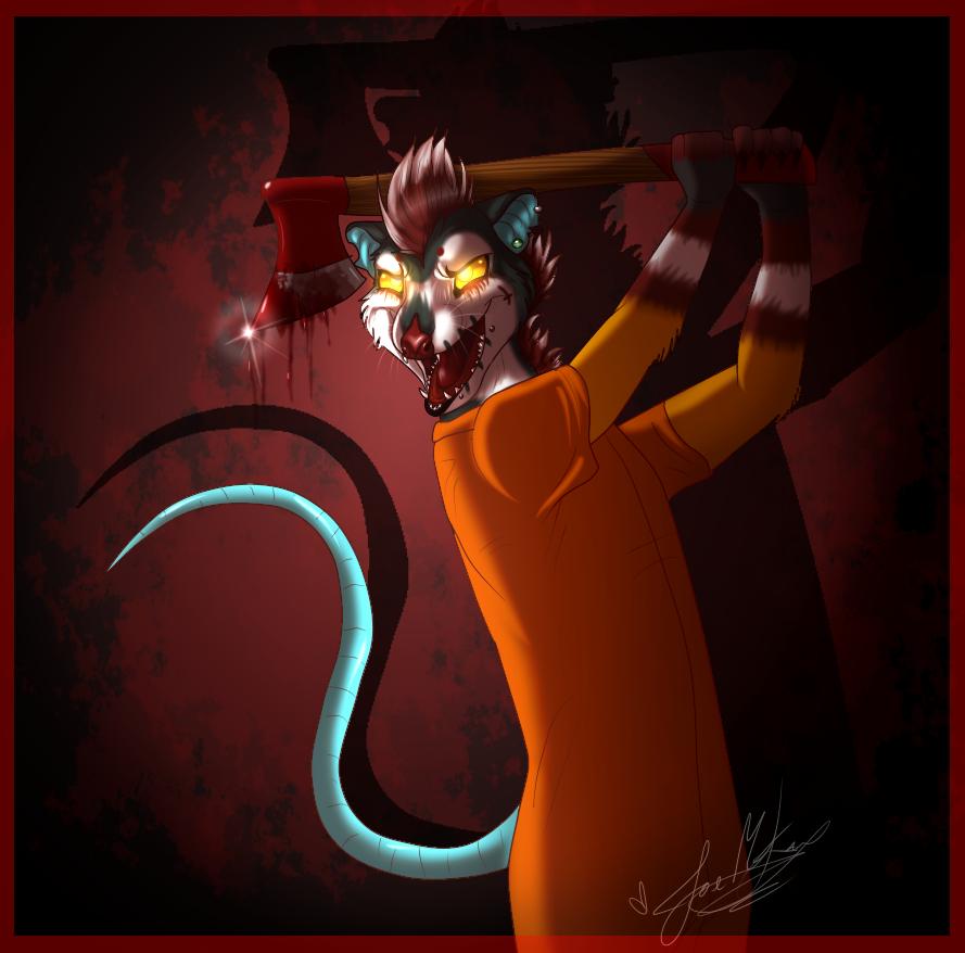 Raffle Prize: Hereeeeeee's Sinner!
