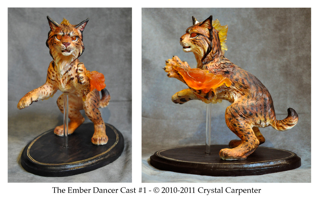 Ember Dancer - Special Paint