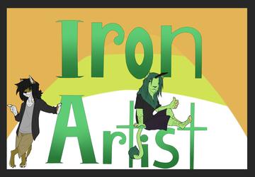 Iron artist: Chibis