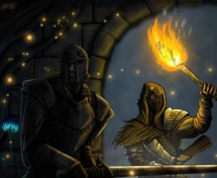 Dark Souls 2: A Vocal Unease