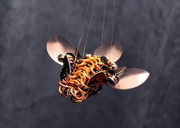 Bat Style 2 - Flying