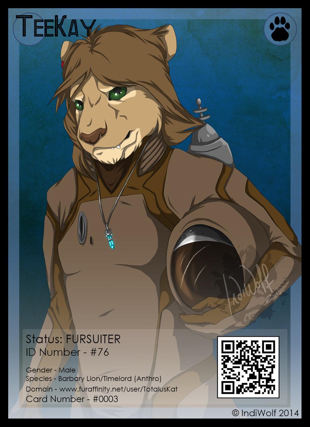 ConFuzzled 2014 Badges - #0003