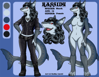 Reference - Kassidy