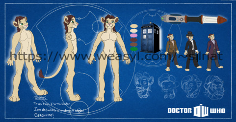The Doctor [super details]