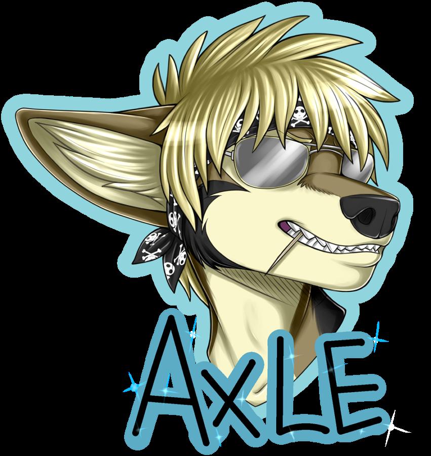 Axle Badge