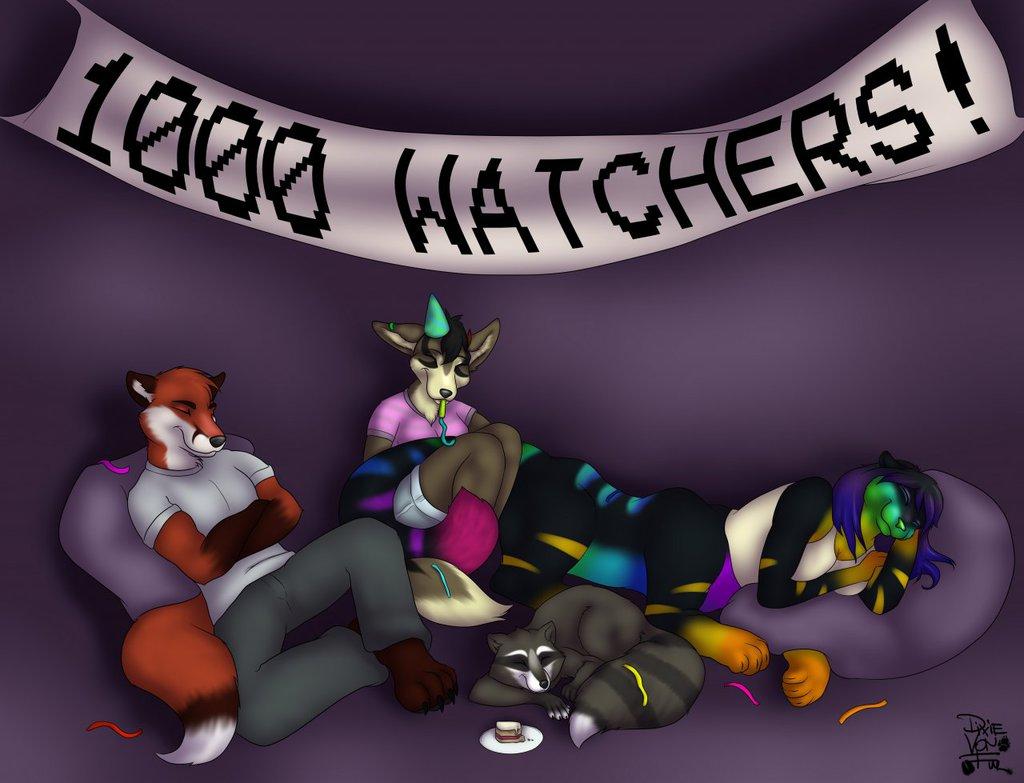 1000 Watchers Celebration