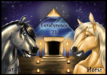 Eurofurence 23 Doorsign Commission