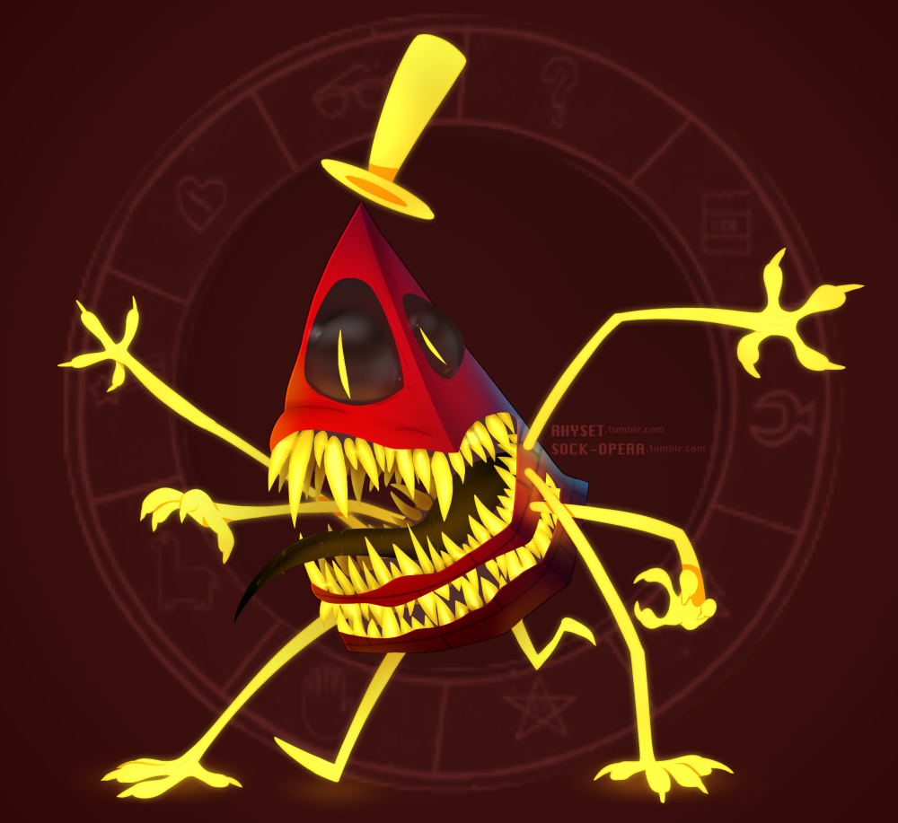 Enraged Bill (GFalls Spoilers)