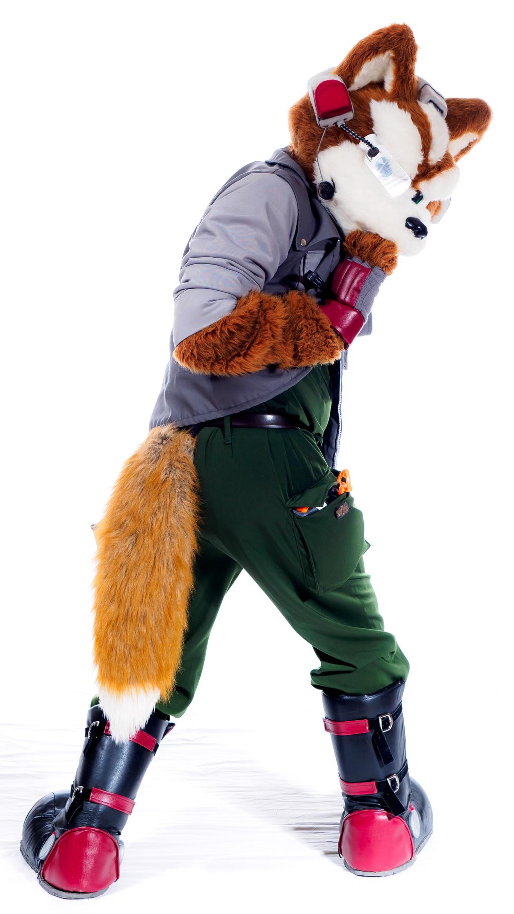 Furthemore 2016 - Fox McCloud 2