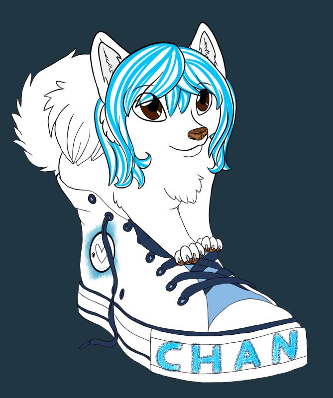 Chandra Shoe Badge