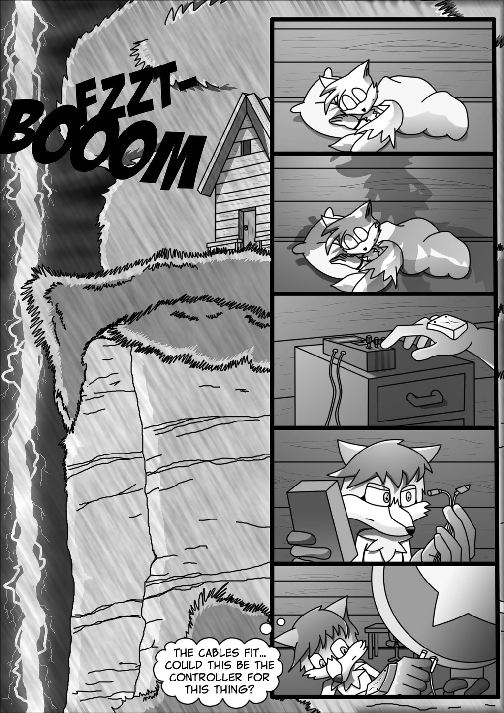 The Island of Ruin - Page 10
