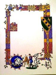 Dafydd's Order of the Pelican Award