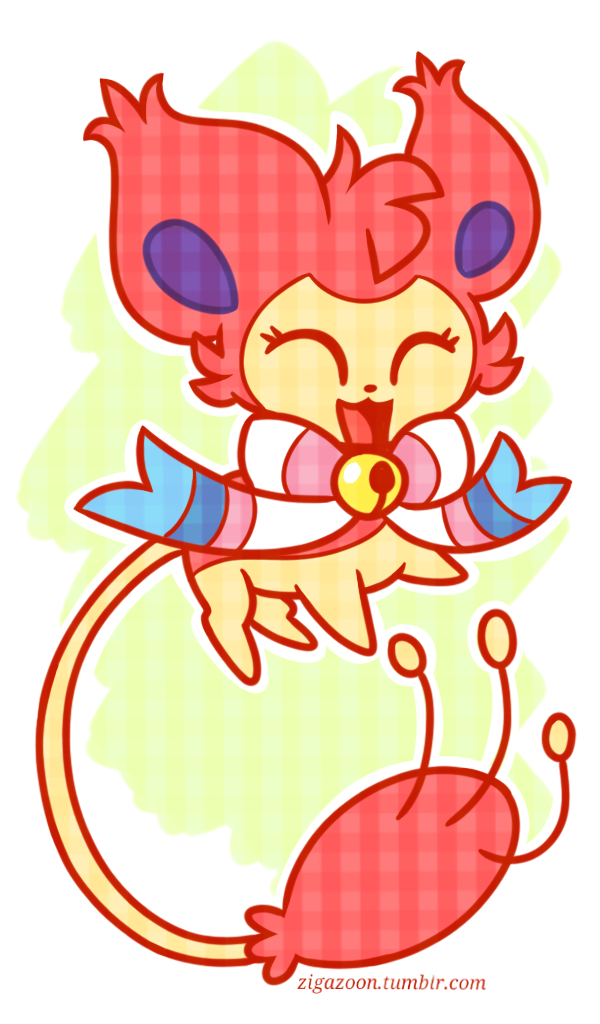 Shiny Skitty