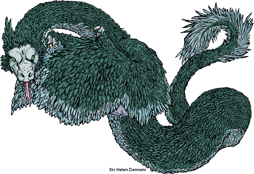 Most recent image: MSP - Quetzalcoatl
