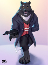 Pinup for Silver-Fang