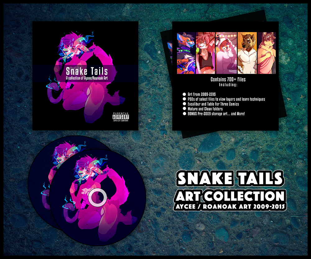 Most recent image: Art Collection DVD + Other Store Things!