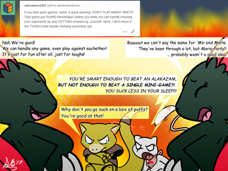 Ask Abra and Mew question #175