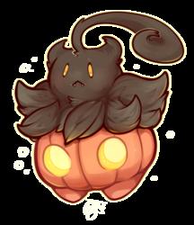 one spooky pumkin