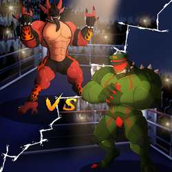 Monster Bash: Heinz vs Tsar