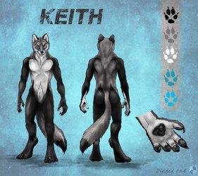 Keith - Character Sheet