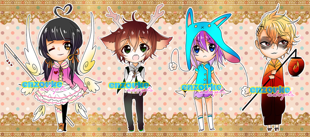 [open] mythical adopts