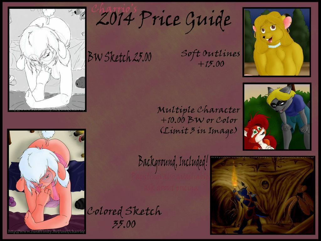 2014 Price Guide