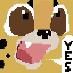 Pixel Art : Shen