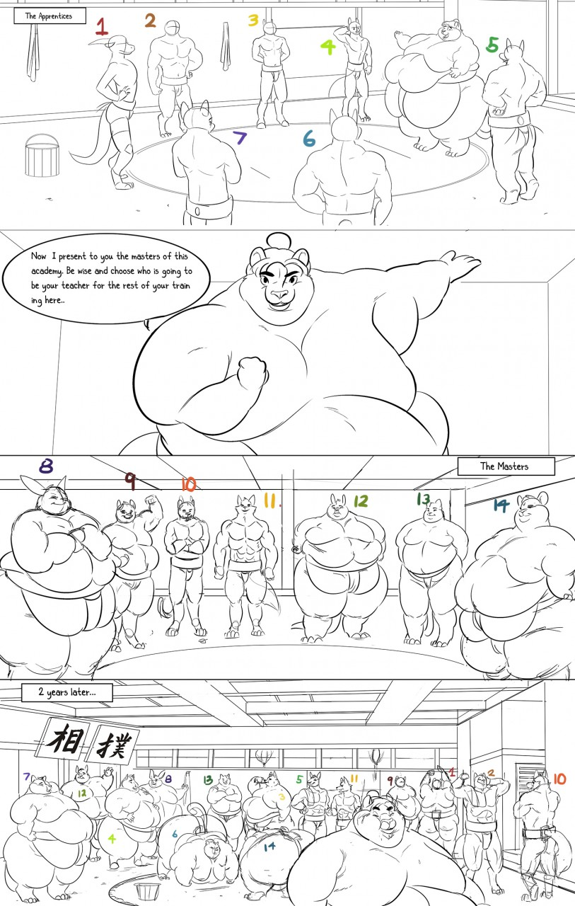 Most recent image: Sumo Academy Auction on FA