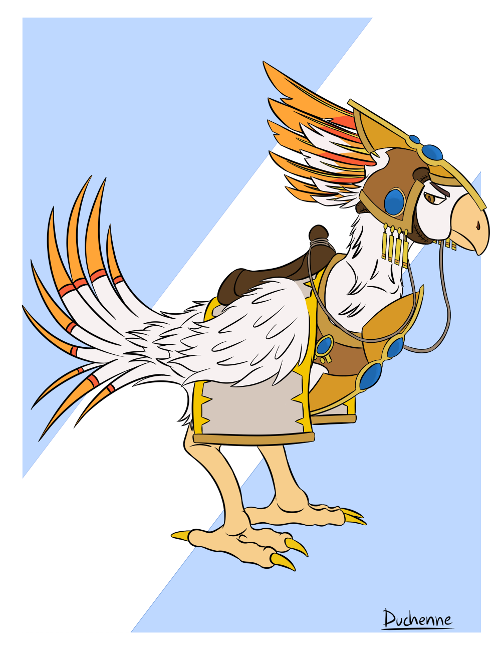Most recent image: [Commission] Chocobo