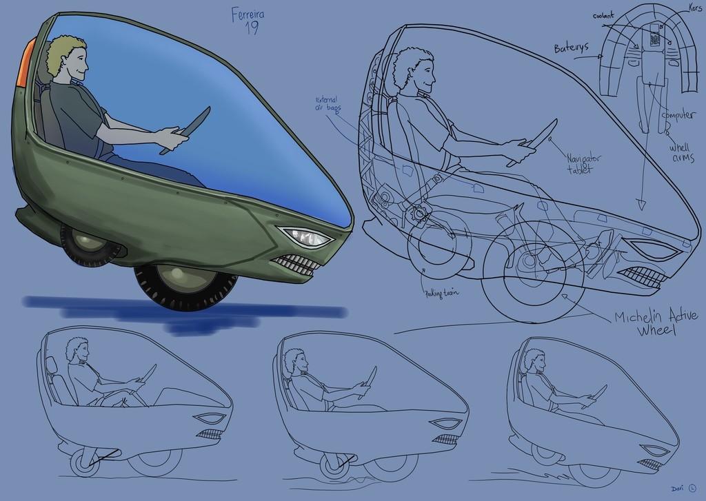 Individual Eletric Car