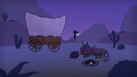 [C] Night At The Plains