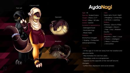 OC | Ayda Nagi