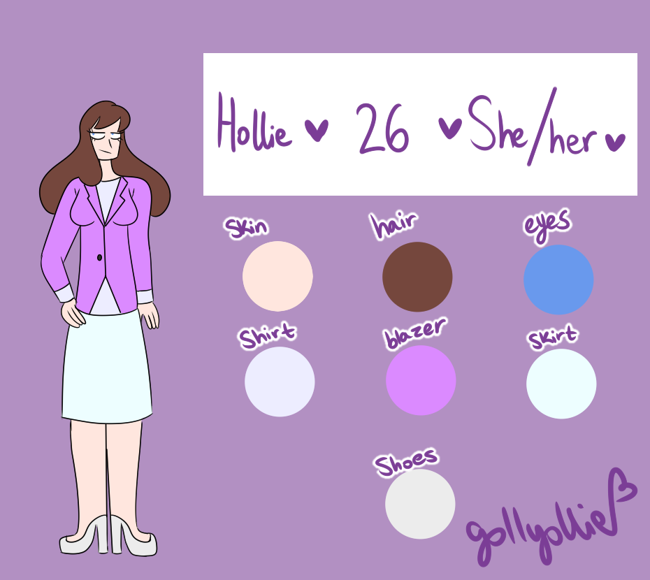 [OC Ref] Hollie