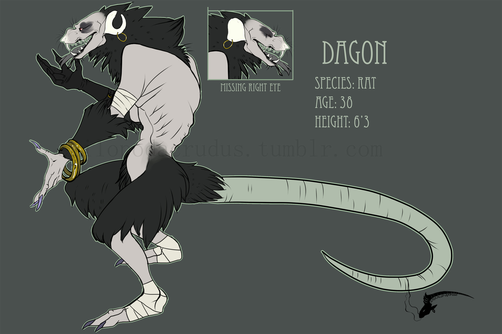Dagon new ref