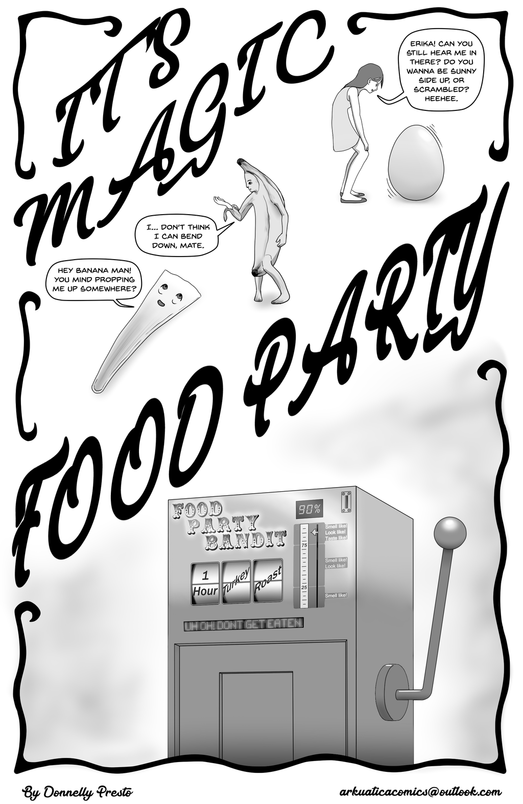 It's Magic: Food Party
