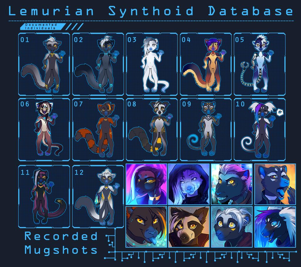 Lemurian Synthoids