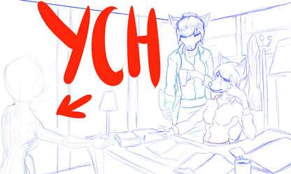 Free YCH - read description !