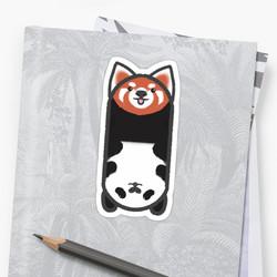 Redbubble: Panda Red Panda