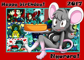 ✪ Happy Birthday Nyurora! ✪