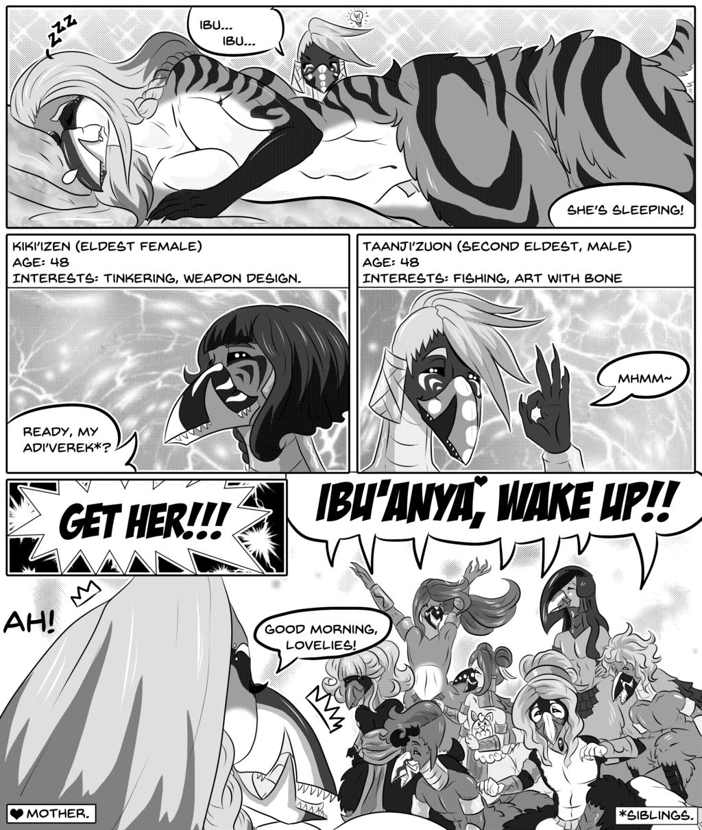 Calti-vating Mystique, Page 2
