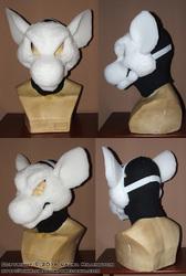 Hyena Mask Base