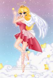 Angelic Peach