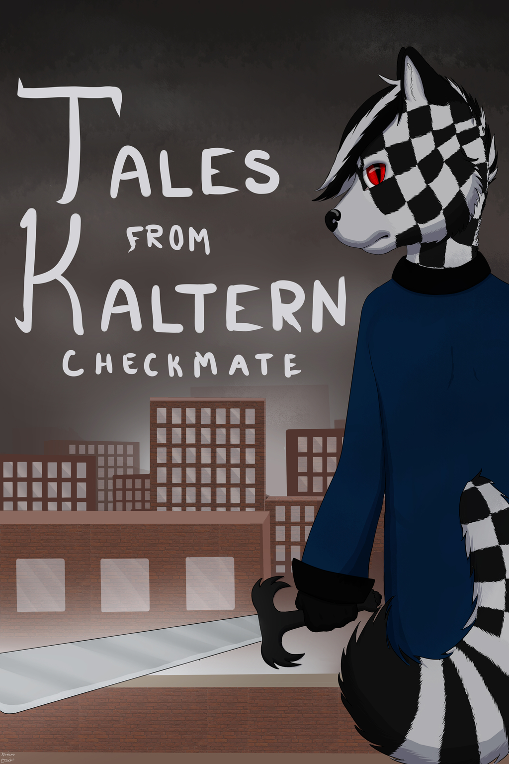 Most recent image: TFK: Checkmate (final draft)
