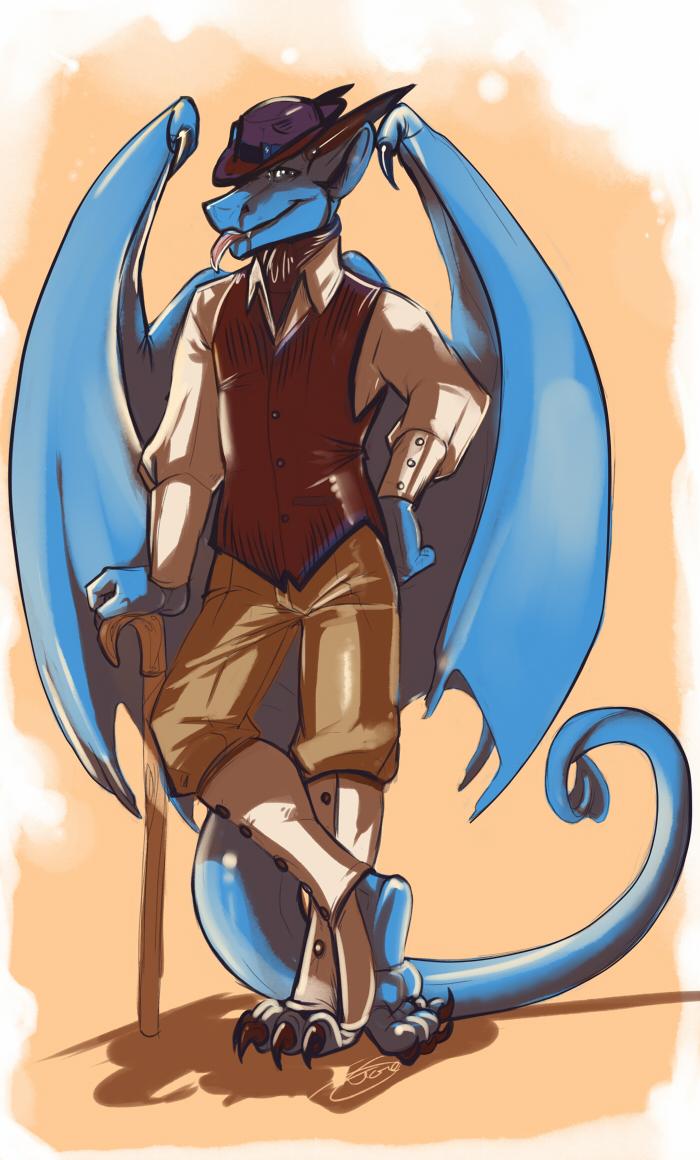 Most recent image: Dandy Dragon (c) M_B_C