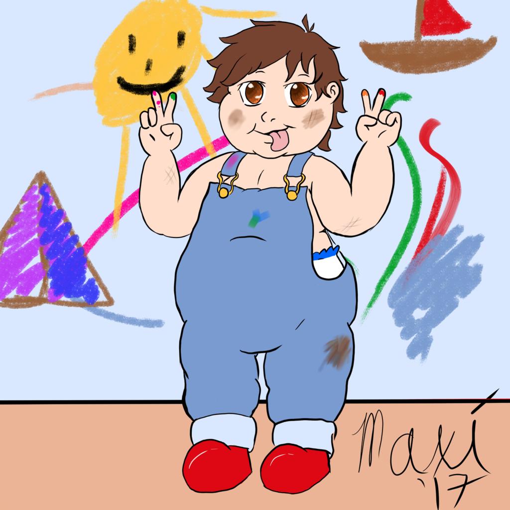 Tubby artist