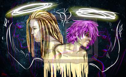 Downward Bound Angels