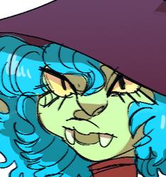 Witch!Bulligan