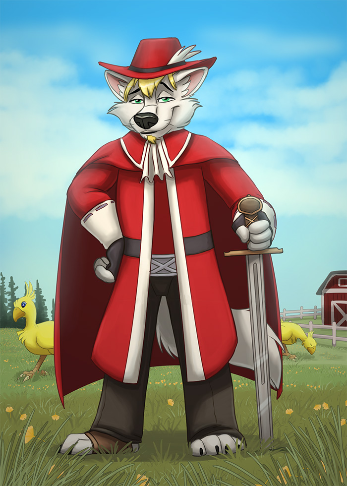 Red Mage Ryan