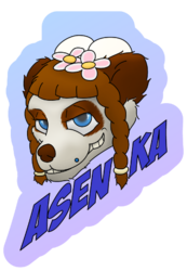 Asenka - Conbadge Exchange, January/February 2015