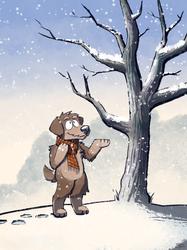 Neels Storybook Commish Winter